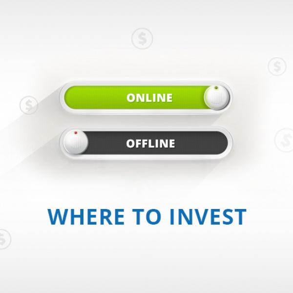 Offline Online Marketing